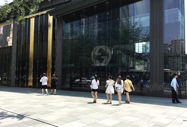 Gucci 古驰中国交流用微信代替邮件 聘用亿万富豪女儿做店员