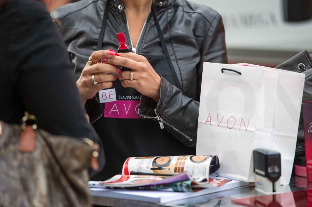Avon雅芳中国季度销售增幅逾两成