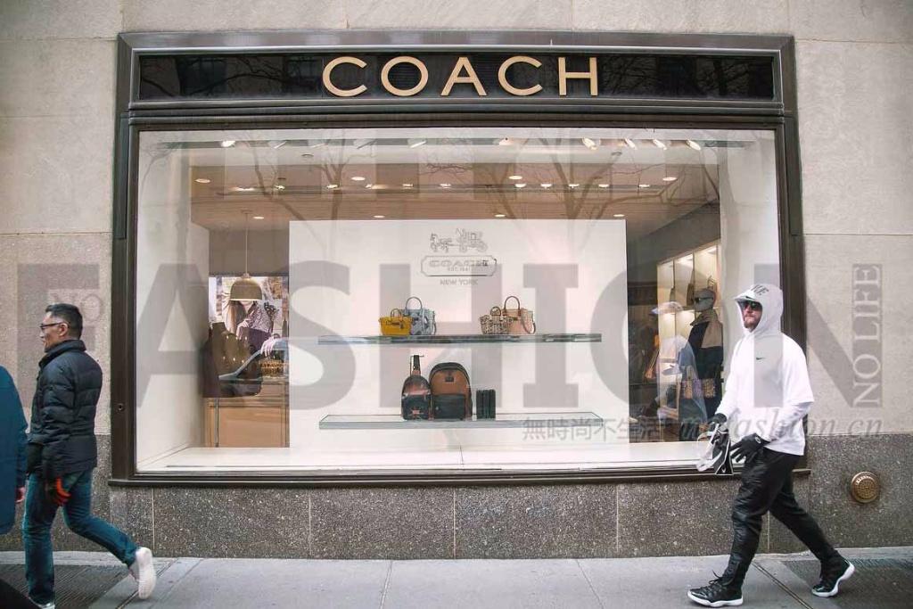 Coach 蔻驰北美表现四年最佳 关键财务指标均正面增长
