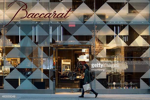 法国水晶品牌Baccarat巴卡拉被中国沣沅资本收购