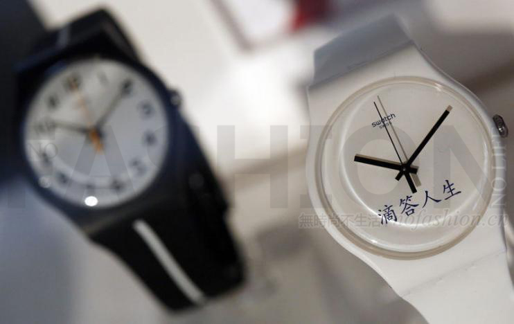 Nick Hayek预计Swatch斯沃琪集团今年销售至少增长7% 分析师看衰其自主智能手表操作系统前景