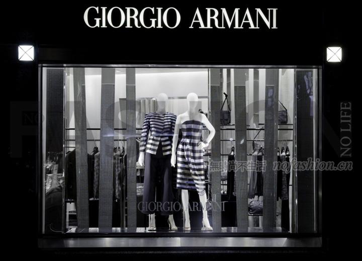 Giorgio Armani乔治·阿玛尼集团2017年业绩继续倒退 预计重组后2020年才恢复增长