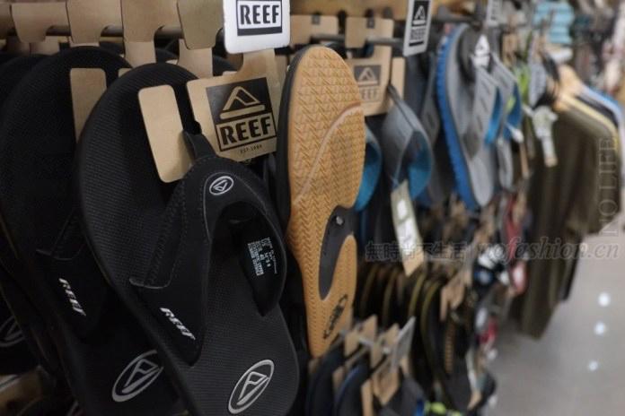 VF威富集团继续重塑品牌组合 向Rockport出售沙滩品牌Reef