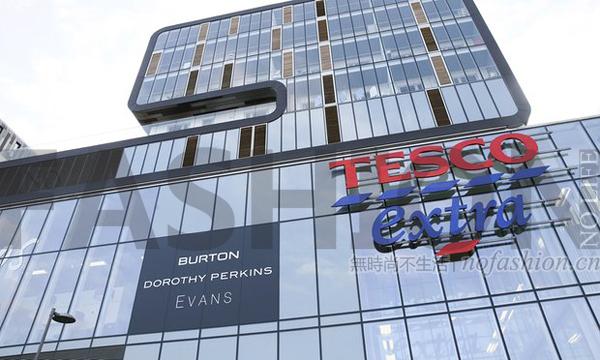 应对市场放缓Topshop母公司Arcadia深化与超市Tesco 合作