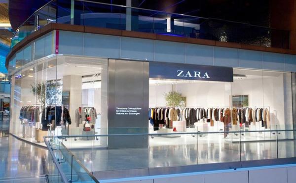 不搞噱头 踏踏实实测试3年 Zara全球首个智能店终于开业