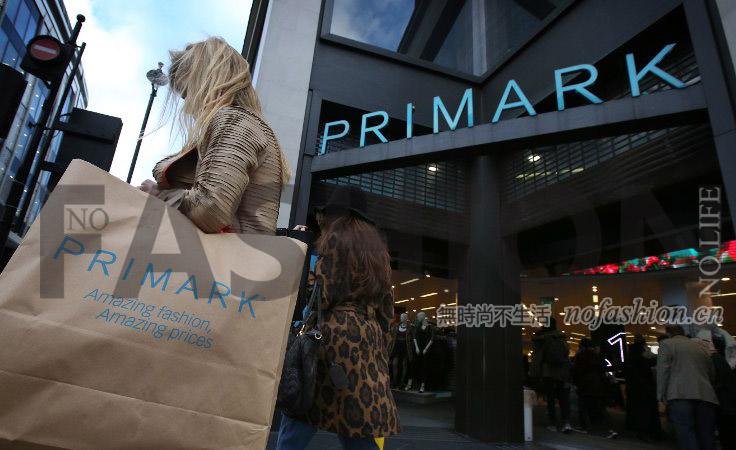 Primark 召回含致癌化学物质产品
