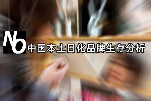 中国本土日化品牌生存分析