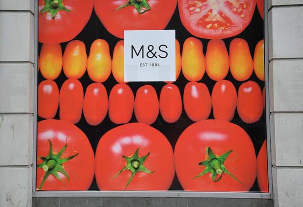 M&S 马莎百货与生鲜电商巨头Ocado成立合资公司 削减派息股价暴跌