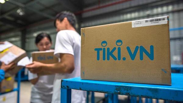 京东投资越南电商Tiki.vn
