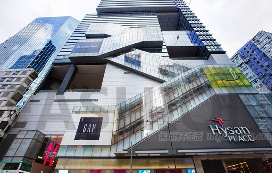 希慎旗下商场2016年销售额暴跌30% 利园将引入更多中低端品牌