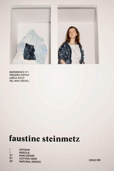 Faustine Steinmetz Fall 2017秋冬伦敦时装周发布