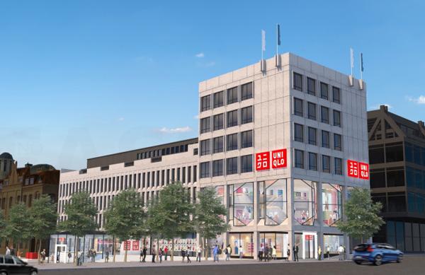 Uniqlo 优衣库进军H&M大本营瑞典市场