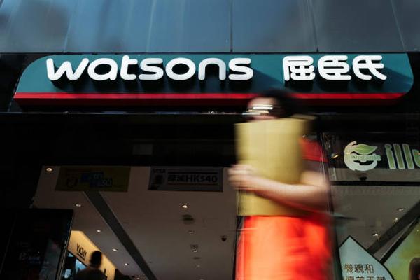 中港两地首富可能结盟 传Tencent腾讯30亿美元投资A.S. Watson屈臣氏
