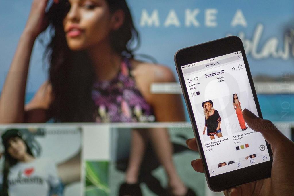 英国时尚电商Boohoo首季收入维持勇猛增长