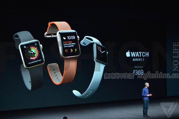 传Apple 苹果将推出4G智能手表