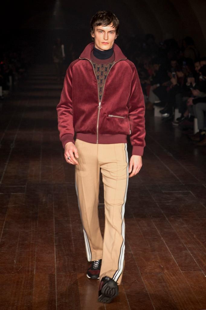 伦敦男装周Ben Sherman Menswear Fall/Winter 2018秋冬男装发布