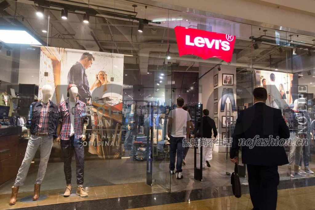 Levi's 三季度收入增长一成