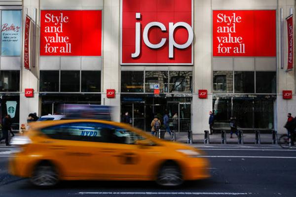 金融机构静待J.C. Penney 彭尼百货破产