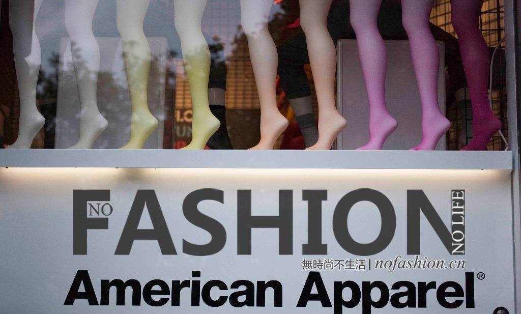 American Apparel启动新 毒丸计划 任命colleen Brown为首位女性主席 无时尚中文网