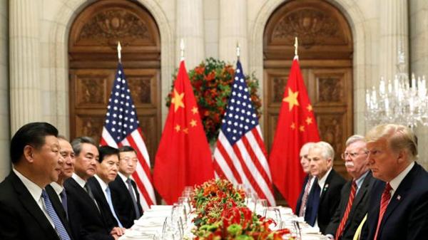 中美贸易战停火