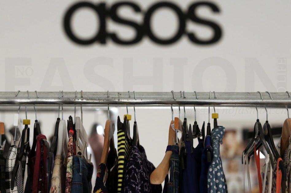 ASOS中期销售增长逊预期 提高资本支出预算 股价急插12%