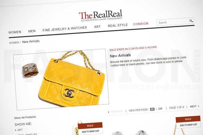 二手奢侈品电商The RealReal申请上市 收入维持爆炸性增长 亏损持续扩大