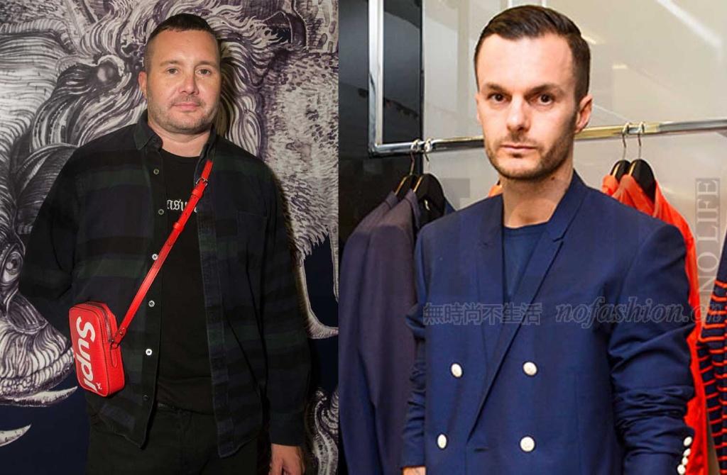 Kim Jones出任Dior Homme艺术总监 LVMH将内部安置Kris Van Assche