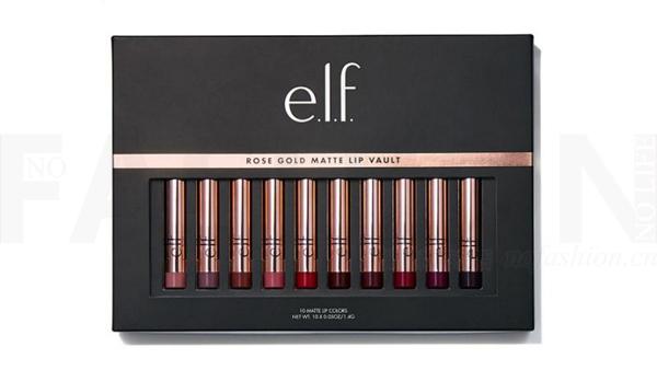 e.l.f. Beauty一季度超预期 股价今年翻倍