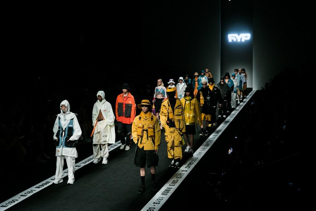 YOHO!再次携国潮品牌登陆SS2020上海国际时装周