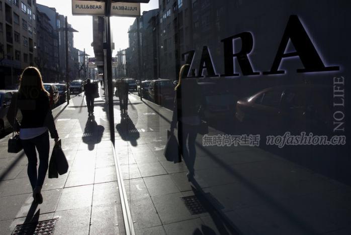 Zara母公司Inditex印地纺集团三季度增长放缓 网购腾飞将出售16间本土门店