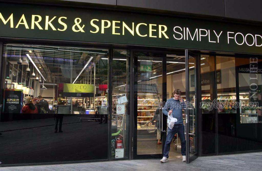 难题不断 Marks & Spencer马莎百货一季度服装销售改善 食品却开始下滑