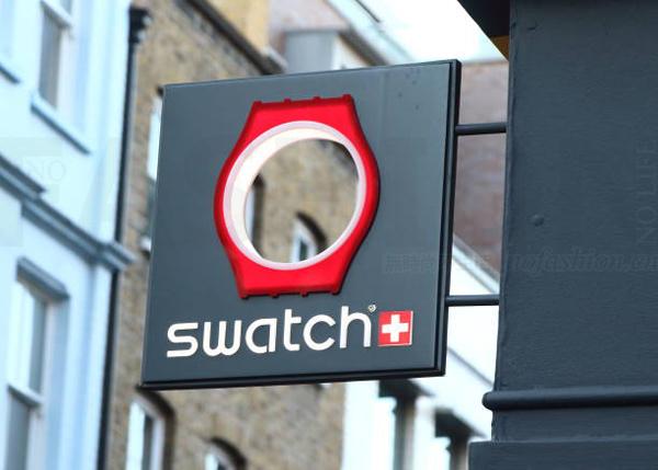 Swatch 斯沃琪状告Samsung 三星电子表侵犯其商标权