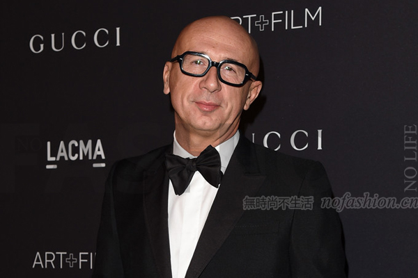 Gucci古驰 CEO Marco Bizzarri