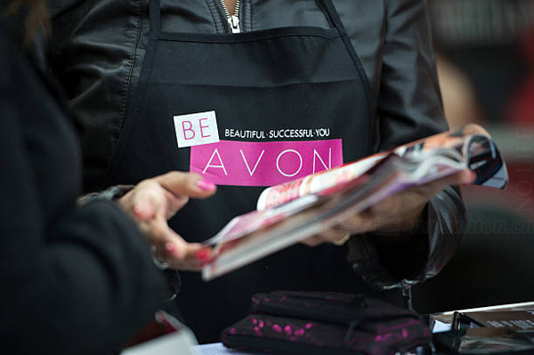 Avon 雅芳四季度由亏转盈 股价大涨一成三
