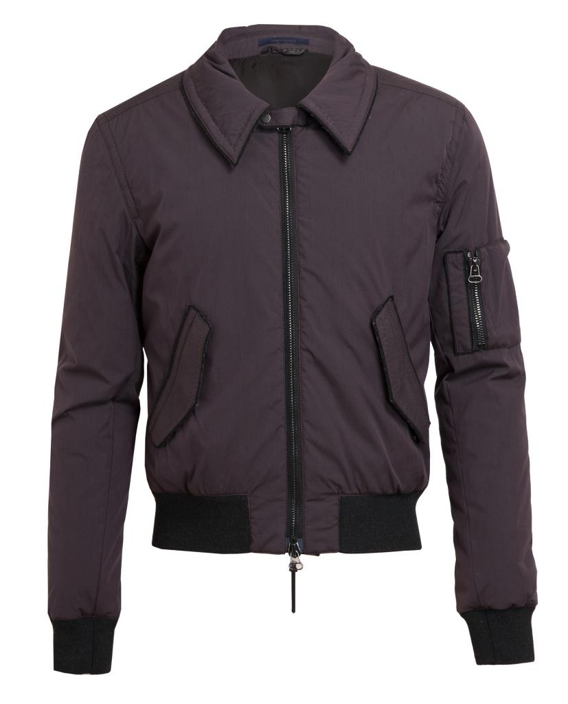 Lanvin 栗色夹克