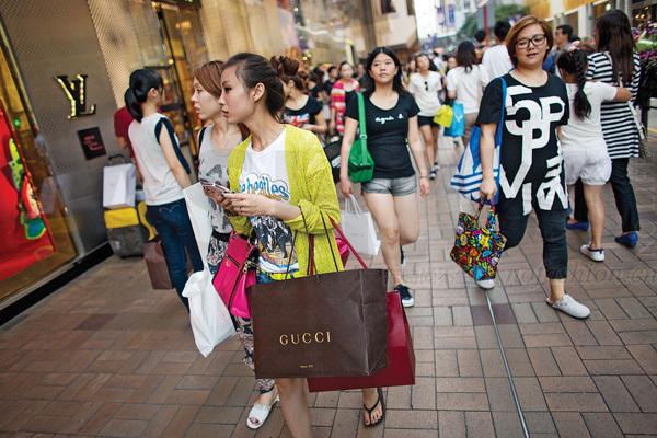 日韩台旅游受抑制 香港将迎来4年最劲黄金周