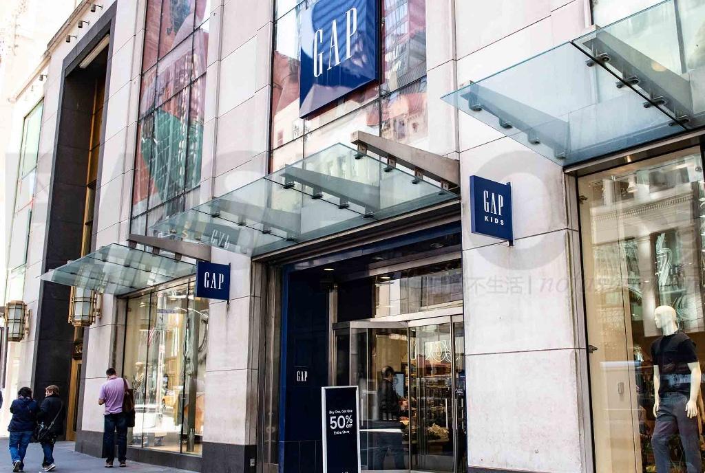 假日季后纽约第五大道将迎关店潮 Gap盖璞品牌宣布关闭旗舰店