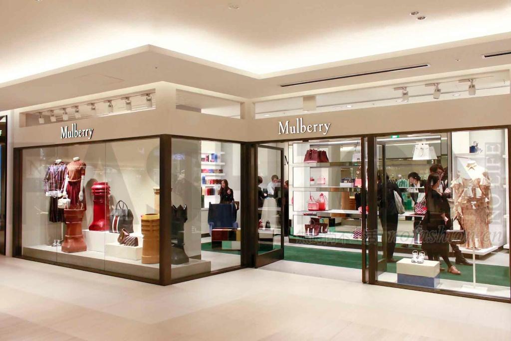 Mulberry迈宝瑞与Onward恩瓦德合资开设日本合资公司