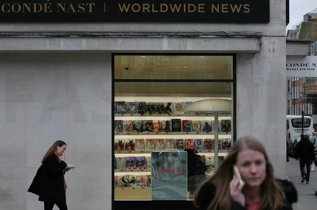 Condé Nast康泰纳仕英国业务20年来首次录得亏损