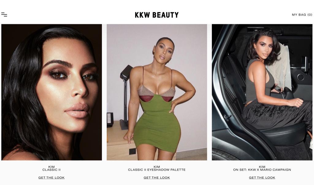 卡戴珊美容品牌KKW Beauty获Coty科蒂集团收购两成股权 估值达10亿美元