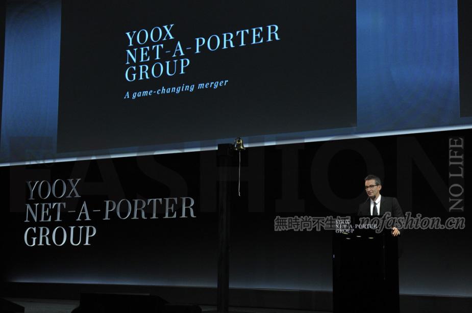 全球最大奢侈品电商YNAP瞄准石油国 Yoox Net-a-Porter 集团与阿联酋富豪Mohamed Alabbar成立合资公司