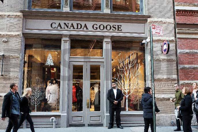 Canada Goose加拿大鹅进军中国 北京香港设旗舰店 电子商务合作天猫