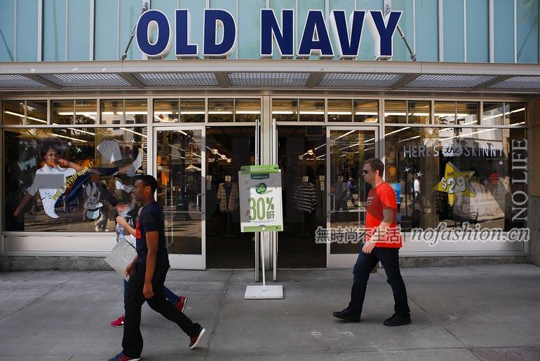 便宜是王道 老二变老大 Gap Inc.盖璞集团寄望Old Navy成长至百亿规模 将关闭200间Gap、Banana Republic门店