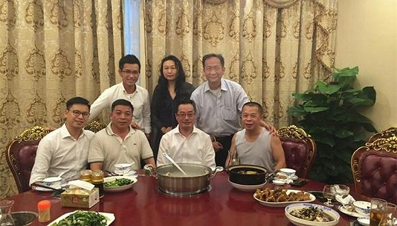 """""""穿山甲公子""""被证实是富二代李加和 父亲曾任香港钟表集团主席"""