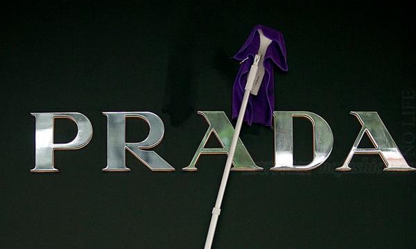 Gucci 古驰只有一个,Prada普拉达暂时无药可救