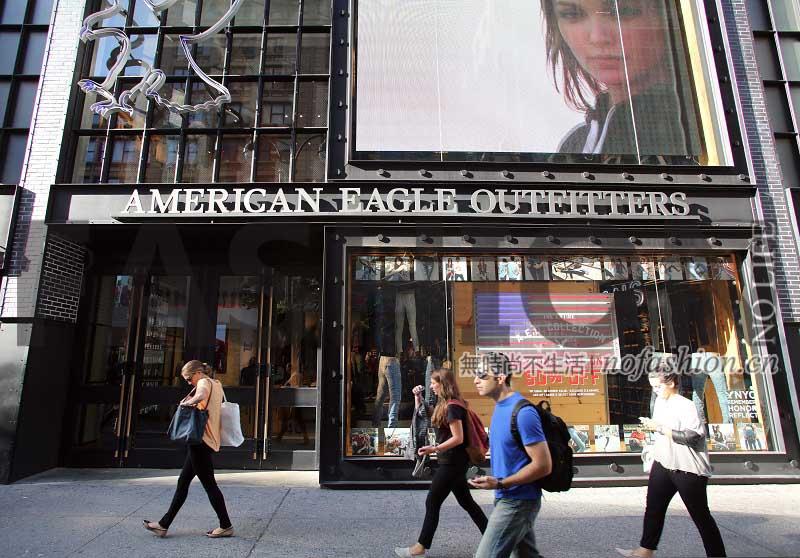 假日季同店销售持平 American Eagle Outfitters维持四季度EPS预期