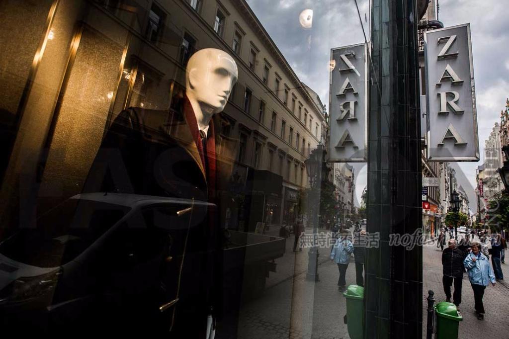 Zara英国销售破纪录 唯利润锐减 穆迪警告英传统零售商将跑输欧洲同行及电商