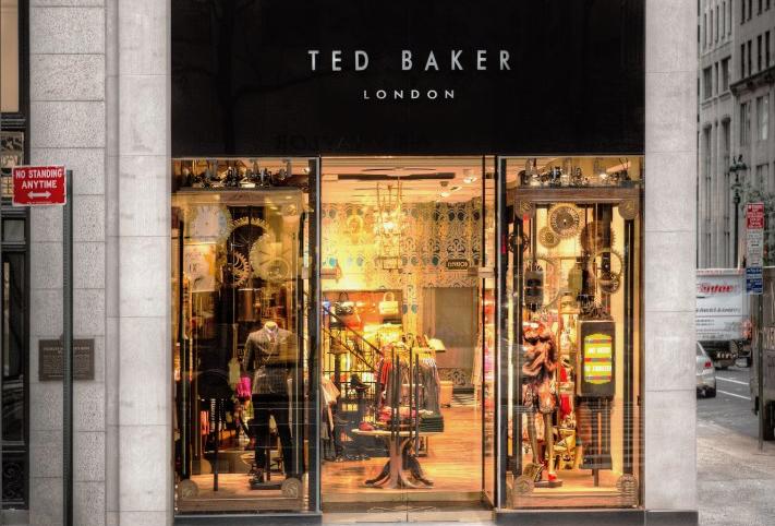 Ted Baker自爆多报2500万英镑库存 股价创10年新低