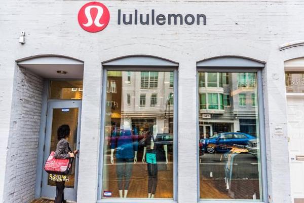 Lululemon露露柠檬假日季预期强劲 市场转变看法
