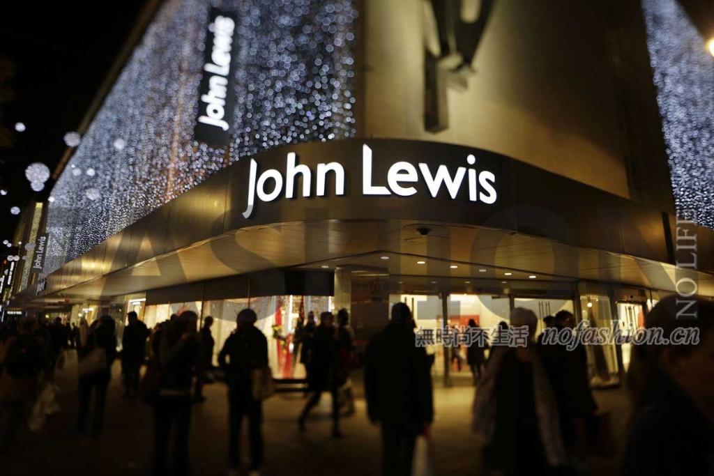 John Lewis Partnership 全年纯利腰斩 奖金再创新低